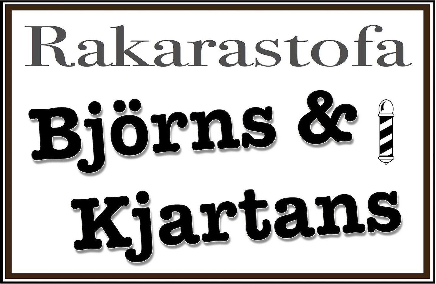 Rakarastofa Björns og Kjartans